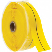 Made in USA - Electrical Tape 1.5 x 36' 50ml Yellow/Black Insulated Tape
