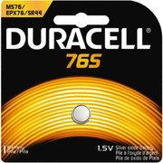 Duracell® - Batteries - Ms76bpk Size 76s 1.5v Silver Oxide Battery - CA of 4
