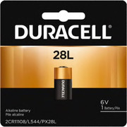 Duracell® - Batteries - Size 28l 6v Lithium Battery - CA of 2