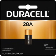 Duracell® - Batteries - Size 28a 6v Alkaline Battery Px28abpk - CA of 3