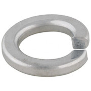 """Made in USA - Split Lock Washers - 1/4"""", 0.078"""" Thick, Split Lock Washer - CA of 4"""