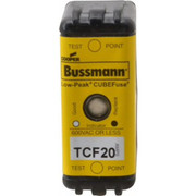 Cooper Bussmann® - Fuse - 300 Vdc, 600 Vac, 20 Amp, Time Delay General Purpose Fuse