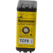 Cooper Bussmann® - Fuse - 300 Vdc, 600 Vac, 6 Amp, Time Delay General Purpose Fuse