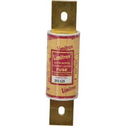 Cooper Bussmann® - Fuse - 600 Vac, 125 Amp, Fast-Acting General Purpose Fuse  JKS-125