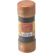 Cooper Bussmann® - Fuse - 600 Vac, 25 Amp, Fast-Acting General Purpose Fuse  JKS-25
