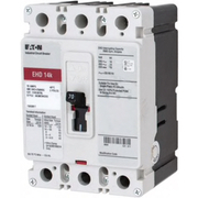 Eaton Cutler-Hammer - Circuit Breakers & Supplementary Protect - 70 Amp, 250 Vdc, 480 Vac, 3 Pole, Molded Case Circuit Breaker