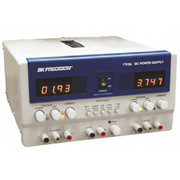 B&K Precision - Power Supplies - 350 Watt, (A & B) 0 to 2 Amp, (C) 5 Amp, 240 Vac Input, (A & B) 0 to 30 Vdc, (C) 4 to 6.50 Vdc Output, Benchtop Power Supply