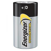 Energizer® - Batteries - Eveready® 1.5 Volt D General Purpose Alkaline Battery with Flat Contact Terminal - CA of 12