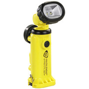 Streamlight® - Flashlight - Streamlight Yellow Knucklehead Rechargeable Work Light with Charger/Holder and 120V AC/DC Cords (4 4.8 Volt Nickel-Cadmium Sub-C Batteries Included)