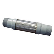 """FNW™ - 1-2"""" Stainless Steel Ips Flexible Connector 6 1-2"""" Length"""