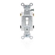Leviton - Switch - 20A 120-277V Side Wired Wall Switch