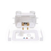 """Oatey® - Supply Box - 1-4"""" PEX Washing Machine Outlet Box Without Hammer"""