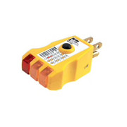IDEAL® - Electrical - Receptacle Tester in Yellow