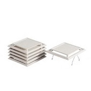 Broan® - Exhaust Fan - Spring-Mounted Grille for Broan® Nutone Ac2650 Exhaust Fan