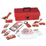 IDEAL® - Electrical Lockout Or Tagout Kit - Job Site Lockout Or Tagout Kit
