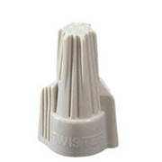 IDEAL® - Electrical - Wire Nut Connector in Tan (100 Per Box)