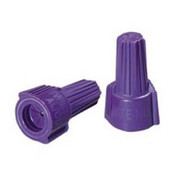 IDEAL® - Electrical - Wire Connector in Purple 25 Pack