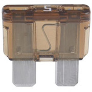 Other Manufacturers - Fuses - 5a Fast-Acting Automotive Blade Fuse