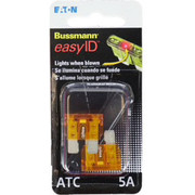 Other Manufacturers - Fuses - 5a Fast-Acting Blade Fuse