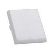 Broan® - Exhaust Fan Light Cover - Light Lens for Broan® 678, 679, 679fl and 696 Bath and Ventilation Fans and Lights - PK of 2