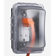 Other Manufacturers - Receptacle Cover - Plastic Cover in Clear