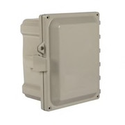 "Wiegmann® - Junction Box - 12"" Polycarbonate Enclosure - Beige"