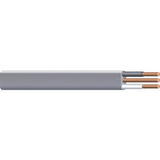 Southwire® - Cable - 250 ft. 14 Ga 2-Conductor Plastic Building Cable in Grey