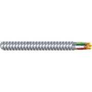 Southwire® - Cable - 250 ft. 12 Ga 3-Conductor Aluminum and Metal Solid Clad in Silver