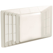 Broan® - Exhaust Fan - Grille and Lens for Broan® Nutone 161 Single Bulb Heater