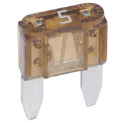 Other Manufacturers - Fuses - 5a Fast Acting Style Automotive Fuse