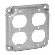 HUBBELL® - Receptacle Box - Cover 2 Dup - CA of 10