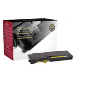 Dell® - Remanufactured Toner - CIG Toner Cartridge, Yellow (High Yield) 593-Bbbr, YR3W3, 593-Bbbo, RP5