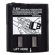 Motorola - Product specific battery packs - 1532 High-Capacity Battery Pack