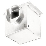 Broan® - Bathroom Fan - Losone Fan - 161 CFM 1.6 Sone Ceiling Or Wall Mounted Ventilator, White