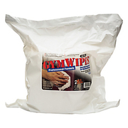 "2XL - Wipes - Gymwipes Professional Wipes Refills 700 Ct. Bucket Refill, Fragrance: Fresh, Size: 7"" x 8"""