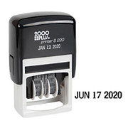 2000 Plus® - Stamper - Cosco 2000plus Light Duty Line Dater