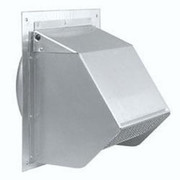 """Broan® - Duct Cap - Wall Cap for 6"""" Round"""