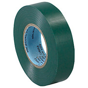 Tape Logic® - Electrical Tape - 6180 - Tape, Electrical, .75x20yd, Grn1