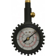 Acme - Tire Pressure Gauge - 0-100 PSI Gp W/ Bleed/rb Acme Dial Tire Gauge