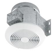 Broan® - Bathroom Fan - Fan 60 CFM 4.5 Sones