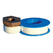 """Proselect™ - Pipe Tape - 1-2"""" x 520 Ptfe Polytetrafluoroethylene Polytetrafluoroethylene Pipe Thread Tape - CA of 12"""