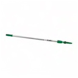 Unger® - Broom Extension Pole - OptiLoc™ 13' Extension Pole Ung Extension  Pole 2-Section Extension Pole