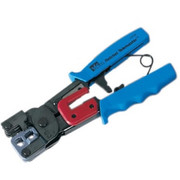 IDEAL® - Electrical Crimp Tool - Ratchet Telemaster for Ideal Industries Rj11 Modular Plugs
