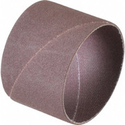 "Merit Abrasives - Spiral Band - 2 x 1-1/2"" 120 Grit A/o Spiral Band - PK of 10"