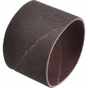 "Merit Abrasives - Spiral Band - 2 x 1-1/2"" 80 Grit A/o Spiral Band - PK of 10"