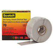 3M™ - Electrical Tape - 70 Silicone Rubber Electrical Tape T965070