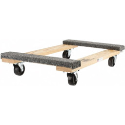Glide Maxx Transport Dollies 900 Cap Open Frame Furniture Dolly
