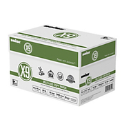 "Boise® - Copy Paper - X-9® Paper, 8 1/2"" x 11in, 20 lb, Bright White, 500 Sheets Per Ream, Case of 10 Reams - X-9® Paper"