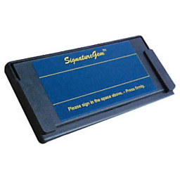 Topaz Systems - POS Signature Pad - Topaz Electronic Signature Capture Pad  - Kioskgem 1 x 5 Serial Includes