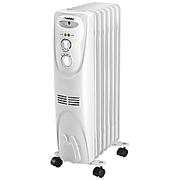 Lorell® - Space Heater - 29552 Oil Filled Radiator Heater